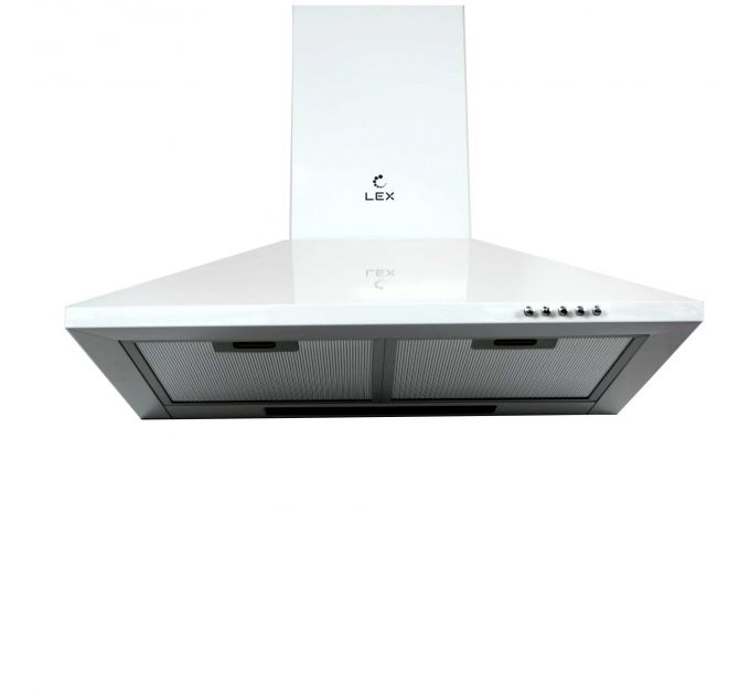 LEX BASIC 600 WHITE вытяжка