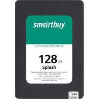Накопитель SSD 2.5'' SmartBuy SBSSD-128GT-MX902-25S3 Splash 128GB SATA 6Gb/s TLC 560/500MB/s IOPS 88K/78K MTBF 1.5M 7mm