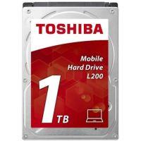 "Жесткий диск 1TB SATA 6Gb/s Toshiba HDWL110EZSTA 2.5"" L200 5400rpm 128MB Rtl"