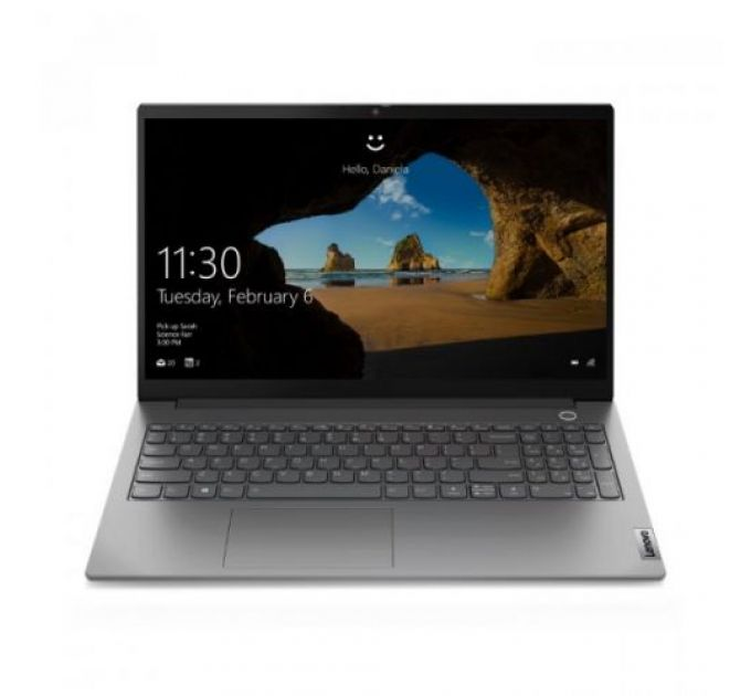 "Ноутбук Lenovo ThinkBook 15 G2 ITL 20VE00FJRU i5-1135G7/16GB/512GB SSD/15.6"" FHD AG 300N/Intel Iris Xe/WiFi/BT/FPR/Cam/Win10Pro"