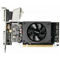Видеокарта PCI-E GIGABYTE GeForce GT 710 GV-N710D3-2GL 2GB Low Profile GDDR3 64bit 28nm 954/1800MHz DVI(HDCP)/HDMI/VGA RTL