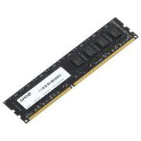 Модуль памяти DDR3 4GB AMD R534G1601U1SL-U 1600MHz, PC3-12800, CL11, 1.35V, Non-ECC, RTL