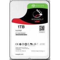 "Жесткий диск 1TB SATA 6Gb/s Seagate ST1000VN002 3.5"" IronWolf 5900rpm 64MB Bulk"