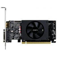 Видеокарта PCI-E GIGABYTE GeForce GT 710 GV-N710D5-2GL 2GB Low Profile GDDR5 64bit 28nm 954/5010MHz DVI-I(HDCP)/HDMI RTL