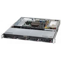 Серверная платформа 1U Supermicro SYS-5019S-M