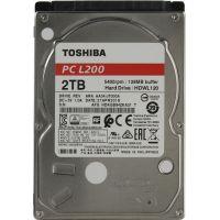 "Жесткий диск 2TB SATA 6Gb/s Toshiba HDWL120UZSVA 2.5"" L200 5400rpm 128MB NCQ Bulk"